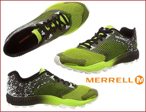 Oferta zapatillas Merrell All Out Crush 2 baratas