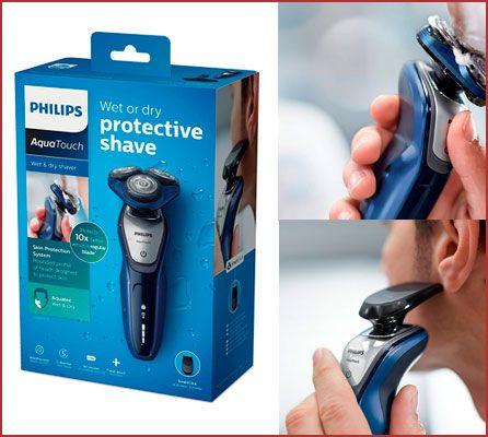 Oferta afeitadora Philips AquaTouch S5600