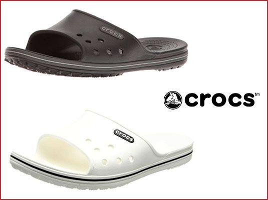 Oferta chanclas unisex Crocs Crocband II Slide U baratas, calzado de marca barato