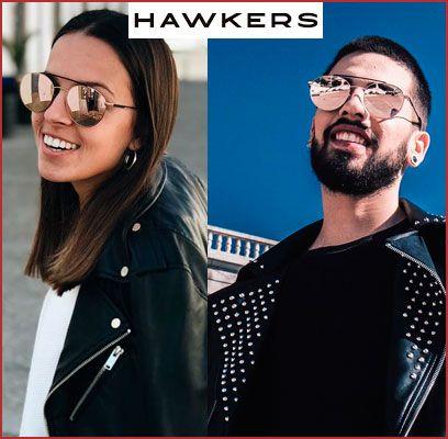 Oferta gafas de sol Hawkers Rose Gold Hills unisex baratas