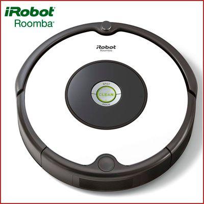 Oferta robot aspirador iRobot Roomba 605