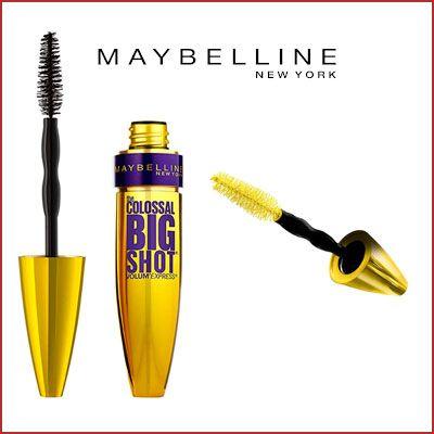 Oferta máscara de pestañas Maybelline The Colossal Big Shot barata