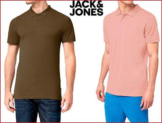 Oferta polo Oferta polo Jack & Jones basic barato, ofertas moda
