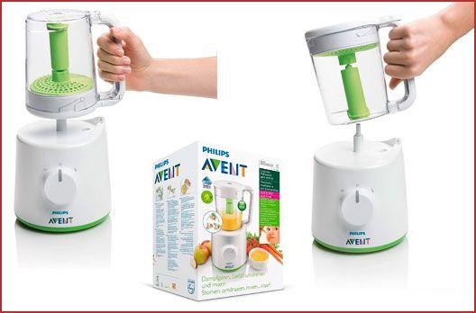 Oferta robot de cocina Philips Avent SCF870