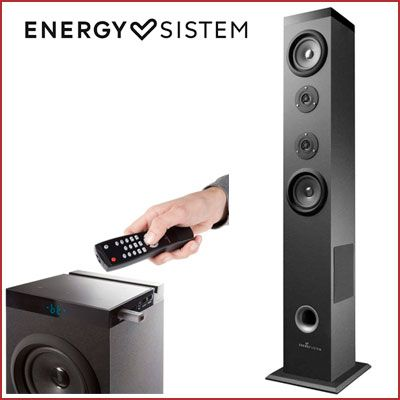 Oferta torre de sonido Energy Sistem Tower 5 barata