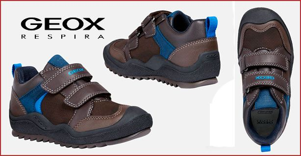 Oferta zapatillas Geox J Artach Boy baratas