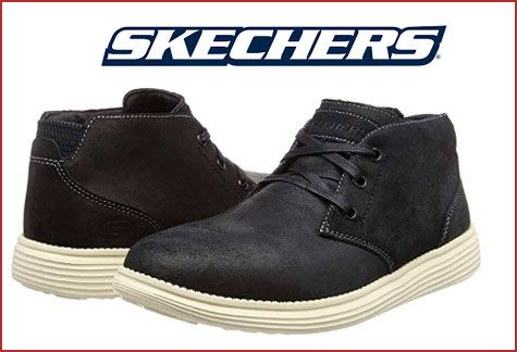 Oferta botas Skechers Status-Rolano