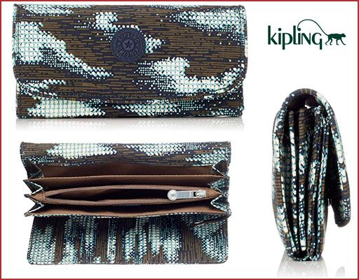 Oferta cartera Kipling Supermoney