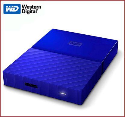 Oferta disco duro externo WD My Passport