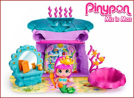 Oferta Pinypon Cueva de Sirenitas