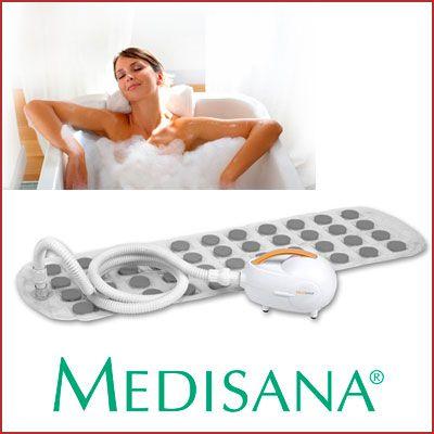 Oferta alfombrilla de hidromasaje Medisana MBH