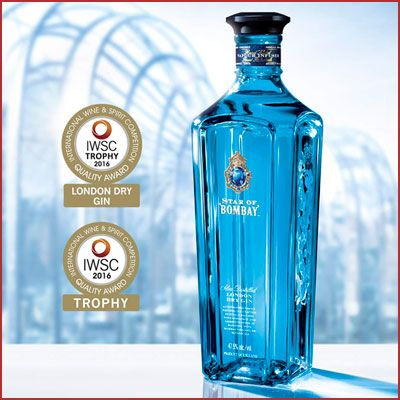Oferta ginebra Bombay Star barata