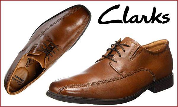 Oferta zapatos Clarks Tilden Walk
