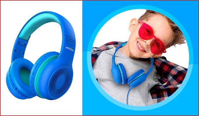 Ofertas auriculares para niños Mpow CH6