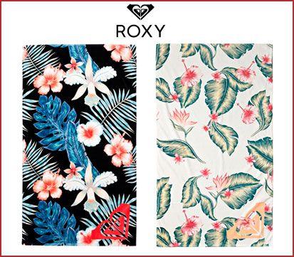 Oferta toalla de playa Roxy Hazy barata amazon