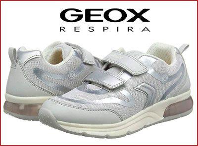 Oferta zapatillas con luces Geox J Spaceclub Girl baratas
