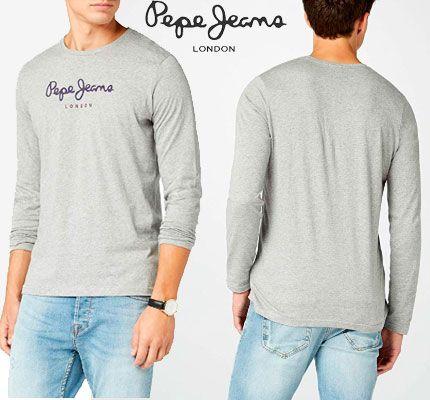 Oferta camiseta Pepe Jeans Eggo Long