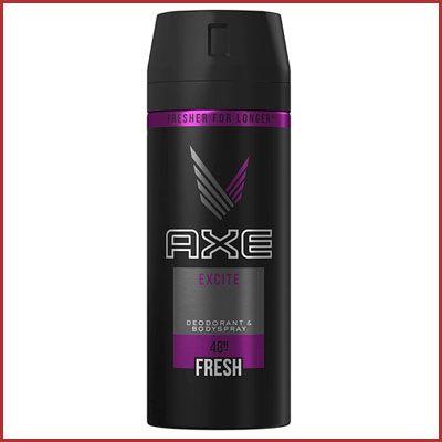 Oferta desodorante Axe excite barato