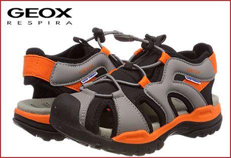 Oferta sandalias Geox J Borealis Boy C