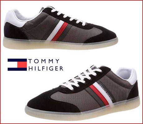 Oferta zapatillas Tommy Hilfiger Seasonal Corporate baratas, chollos zapatillas de marca baratas