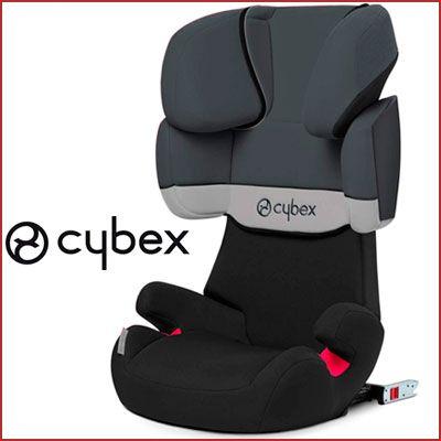Oferta silla de coche Cybex Solution X-Fix