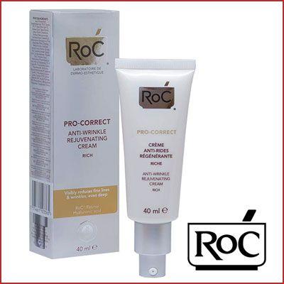 Oferta crema anti arrugas ROC Pro Correct barata