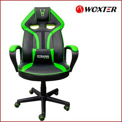 Oferta silla de gaming Woxter Stinger Station Alien barata