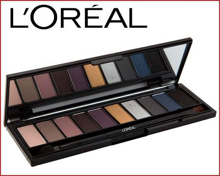L'Oréal Paris Color Riche La Palette Smoky