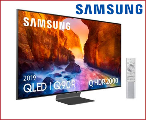 Oferta TV QLED Samsung QE55Q90R IA 4K barato