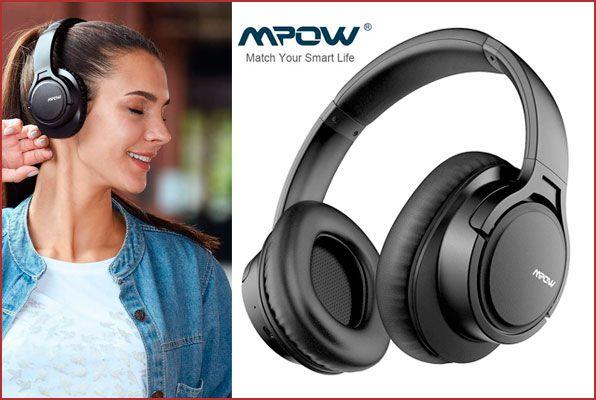 Oferta auriculares bluetooth Mpow H7 baratos