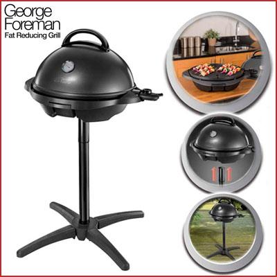 Oferta barbacoa grill George Foreman barata