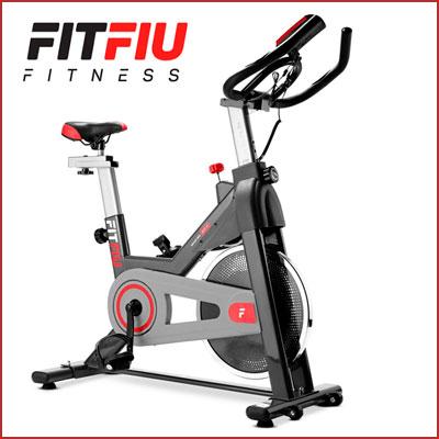 Oferta bicicleta Spinnin Fitfiu BESP-50