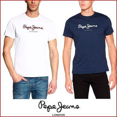 Oferta camiseta Pepe Jeans London Eggo barata