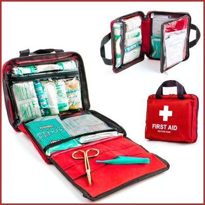 Oferta maletín de primeros auxilios Frist Aid