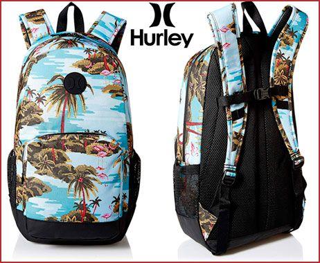 Oferta mochila Hurley Renegade II Flamingo barata