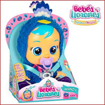 Oferta IMC Toys Bebés Llorones Wandy