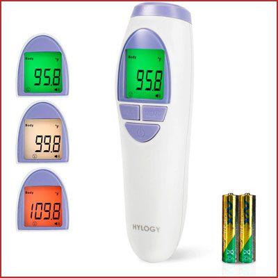 Oferta termómetro HYLOGY Digital de frente y oído barato