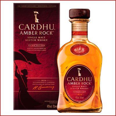Ofertas Cardhu Amber Rock Whisky Escocés barato
