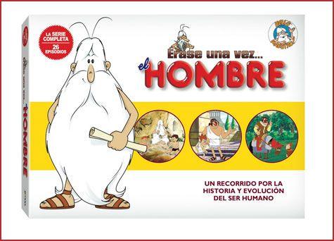 Oferta Serie Completa Erase Una Vez El Hombre DVD