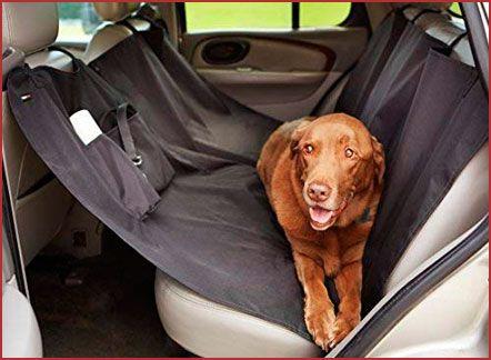 Oferta funda de asiento para mascotas AmazonBasics