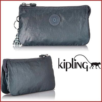 Oferta monedero Kipling Creativity L barato