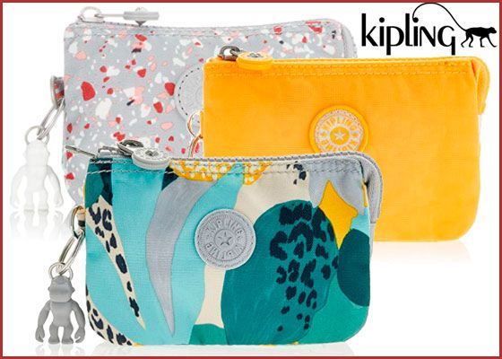 Oferta monedero Kipling Creativity S