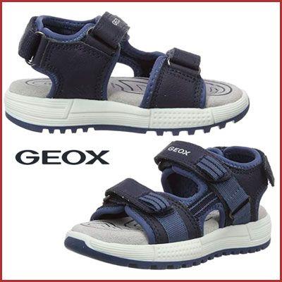 Ofertas sandalias de niños Geox Alden baratas