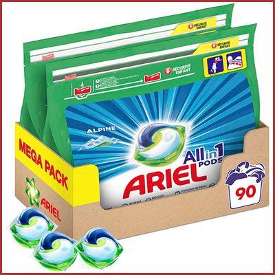 Oferta Ariel All in 1 Pods Alpine barato