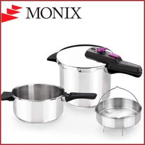 Oferta set de ollas Monix Tempo Duo baratas