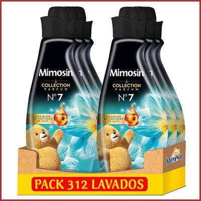 Oferta 6 botellas de Mimosín Collection Parfum Suavizante Nº 7