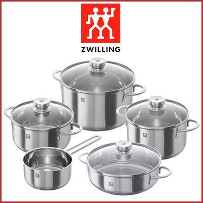 Oferta batería de cocina ZWILLING TWIN Nova