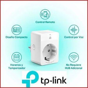 Oferta enchufe inteligente TP-Link Kasa