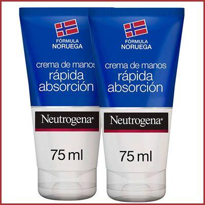 Oferta pack de 2 Neutrogena rápida absorción