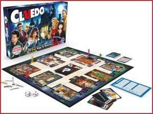 Oferta juego Cluedo Hasbro